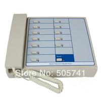 12 innings elevator monitoring host interphone,  Duty Office 12 innings elevator intercom Monitor
