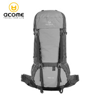 Acome trek mountaineering bag 55l 70l large capacity travel backpack 2013
