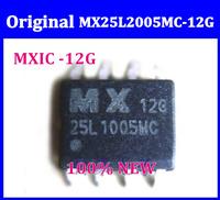 Free shipping MX25L2005MC-12G MXIC new original authentic 50pcs/lot