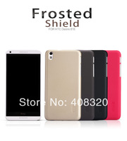 Original Nillkin Super Frosted Shield Matte Hard Case For HTC Desire 816 With Screen Protector, Free Shipping