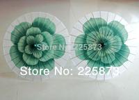 Jasmine feelings dance umbrella  surface diameter of 70 cm jasmine umbrella