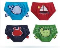 Retail 1 pcs/lot, 1-2 years,4 color,baby Swimsuit,Children boy swimming trunks ,baby  girl swimwear,BH-028