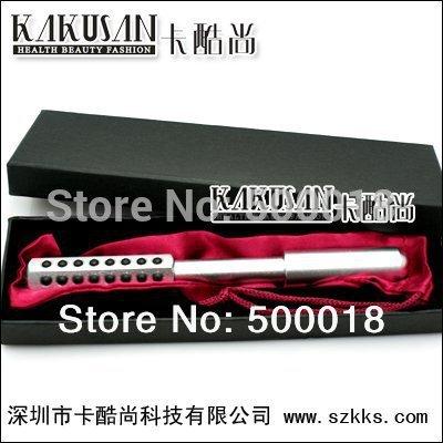 Face roller with 48 pcs germanium stones(China (Mainland))