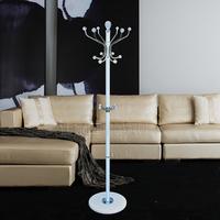 Free shipping Modern fashion creative crystal coatrack /hanger MY8002 vertical disassembling / 360 rotation