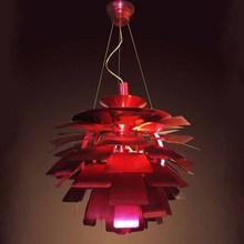 EMS Free Shipping Hot Selling Louis Poulsen PH Artichoke Lamp 120v 230v Denmark modern pendant light