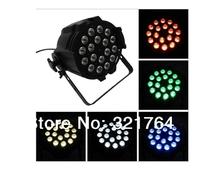 Free shipping  2pcs/lot  8CH  18*10w  4 in 1 par led  light