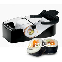 Prefect Easy DIY Sushi Maker Roller equipment/perfect roll mold/set for making Roll-Sushi with color box kitchen accessories