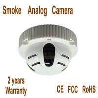 1/3 sony ccd 480tvl cctv camera smoke detector