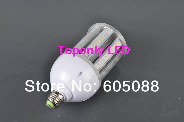 IP64 outdoor 27w e40 led street lights for sale,e26 e27 e39 led corn light,330degree, AC100-240v,5 years warranty,24pcs/lot!(China (Mainland))