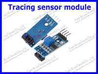 10 pcs/lot TCRT5000 infrared reflectance sensor Obstacle avoidance module tracing sensor tracing module