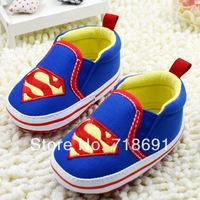 In Stock! Toddler Boys First Walker Shoes, Baby cartoon fashion pre-walker shoes cute wear 6pairs/lot