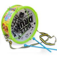 Transparent drum child small snare drum toy infant 0.16