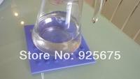 2PCS  Purple Colorful 100% FDA Silicone Square Dot Pot Holder Baking Mat  Insulation Mat  Cup Coasters Silicone Kitchenware