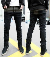 Free Shipping MenJeans Men Skinny Ripped Slim Fit Jeans Size 27-34 Drop Shipping