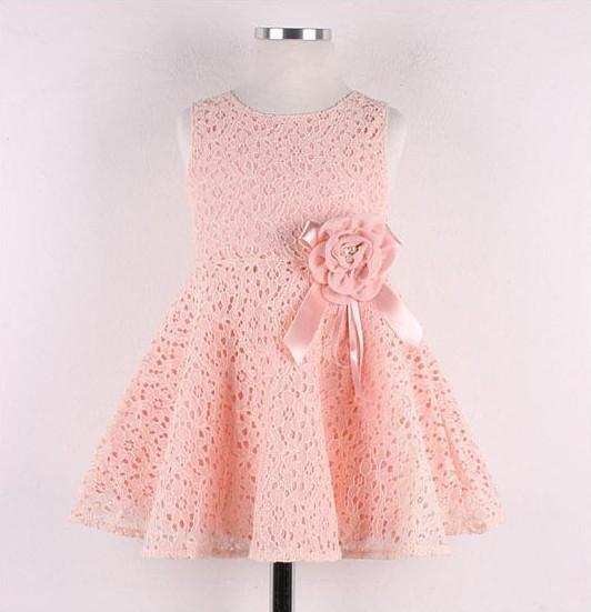 free shipping Summer girls princess dress,Children lace dress,kids fairy dress free shipping(China (Mainland))