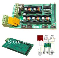 Free shipping 5pcs/lot  RAMPS 1.4 Controller 3D printer control panel printer Control Reprap MendelPrusa