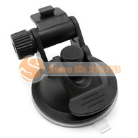 Universal Car Windshield Mount Holder Bracket to Fix Car DVR LS650W Free Shipping