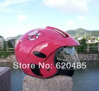 Free shipping Child helmet baby safety cap male girl motorcycle helmet thermal electric bicycle helmet