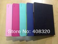 "Original 10.1"" Folio PU Leather Case For Lenovo S6000, 6 Colors Option, Free Shipping"