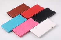 New Brand Flip Wallet PU Leather Case For Huawei Ascend G700 Case Cover High Quality