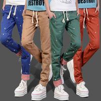 2014 New women's Fashion denim Jeans Skinny Pencil Pants hot sale ladies' jeans pants & capris harem pants  Embroidery