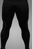 Fashion new men tight sport pant athletics running high elastic male pants sports trousers high quality