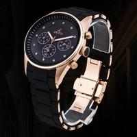 SMAYS Brand 2014 New Fashion High Quality Luxury Man's Quartz  Watch