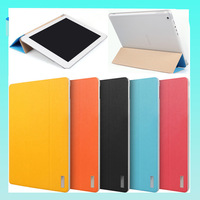 Free shipping Ultra-thin Special colorful leather case for Tablet PC Onda V975M/V975S/V975 quad core, 5 colors