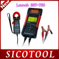 Multi Languages Launch Distributor Original Battery Tester BST760 BST 760 Launch BST-760 Battery Tester FREE SHIPPING