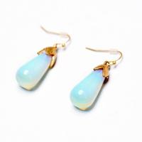2014 Fashion Jewellery Tear Water Drop Earrings For Women 140321 Free Shipping Wholesale