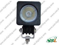 10W  LED WORK LIGHT 850LM  LED,OFFROAD LED FOG LIGHT FOR OFFROAD MOTORCYCLE BOAT4x4 ATV 12V24V IP67