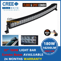Factory Wholesale 180W Curved Led Light Bar, 180W Led Curve Light bars, 18000 Lumens Led Curved Light Bar Cree