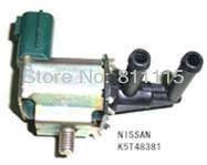 Auto Solenoid Valve Vacuum Valve NISSAN K5T48381, free shipping Auto Valve Control Valve
