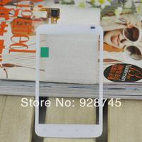 ALCATEL OT991 Wholesale Touch screen Digitizer front glass replacement Touch Screen Front Glass Free Shipping