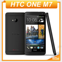 Original HTC ONE M7 801e Unlocked Cell Phone Android GPS WIFI 4.7''TouchScreen 32GB Internal EMS DHL Free Shiping