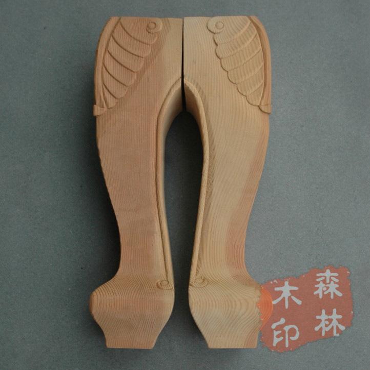 Fashion Solid Font B Wood B Font Furniture Legs Cabinet Feet Font B Bed Mattress Sale