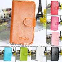 lenovo P780 flip leather cellphone case lenovo P780 pouch case PU flip case for lenovo P780 cover for P780 Mobile phone