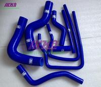 Radiator hose kit / Silicone Hose kit PIPE  for Subaru Impreza GC8 EJ20  STi, WRX, GT Vers 3~6 96-00 KIT