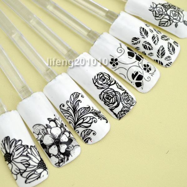 Дизайны ногтей список