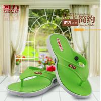 Warrior Women fashion flip flops shoes women's light slippers women's sandals shoes wear-resistant comfortable