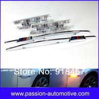 M Clear 6 LED FENDER SIDE MARKER LIGHT LAMP for BMW E90 E91 E92 E93 E82 E88 E60 E61