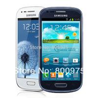 Original Refurbished Samsung i8190 Galaxy S3 Mini Cell Phone SIII Dual-core Android Phone 3G 5MP 8GB Wifi Unlocked