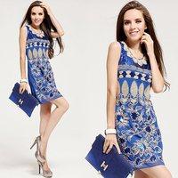 summer 2014 casual dress, new 2014 summer dress,cute party dresses,women clothing,plus size,summer dresses