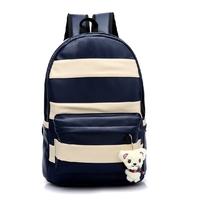 SM-25 Kids printing kip backpack travel preppy style classic vintage laptop bags women fringe bag children school backpacks 2014