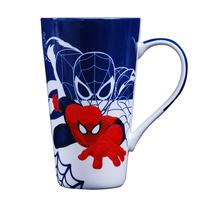The avengers Cartoon hero spiderman tea coffee home office cups mugs drinkware