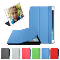 Scolour New Slim Magnetic Leather Smart Cover Sleep Wake Case For iPad mini Retina 2  Freeshipping&Wholesale