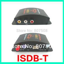 Brazil/Peru/Chile/Japan  ISDB-T car DigitalTV Turner Receiver Box  For Car DVD GPS Navi Head Unit Monitor(China (Mainland))