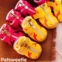 3 shoes pet teddy shoes bichon shoes small dogs shoes