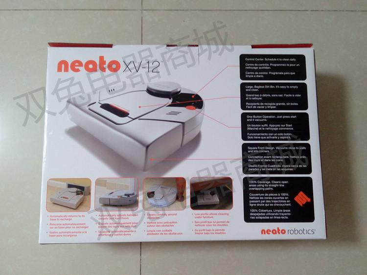 Neato xv-12 intelligent vacuum cleaner robot vacuum cleaner automatic intelligent(China (Mainland))