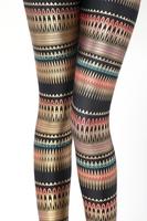 RESUN KNITTING fashion leggings 2014 New Shiny BLACK Milk Leggings NAIROBI LEGGINGS OEM Digital Print Pants